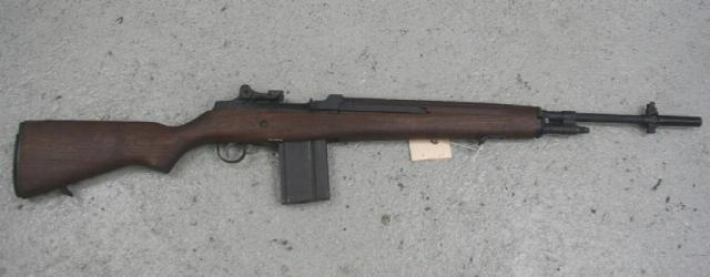 Doomed Gun of Doom Dooma - Nixon-Kissinger Vietnam Treason. US Army Rifle M14.