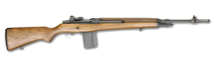 Doomed Gun of Doom Dooma - Nixon-Kissinger Vietnam Treason. US Rifle M14.
