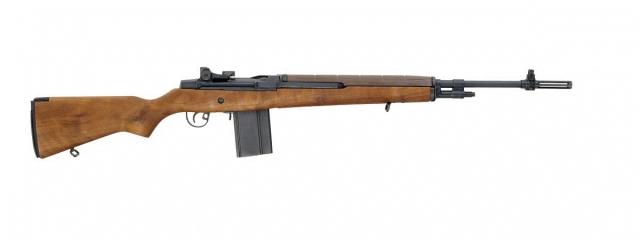 Doomed Gun of Doom Dooma. Relic of Nixon-Kissinger Vietnam Treason. US Rifle M14.