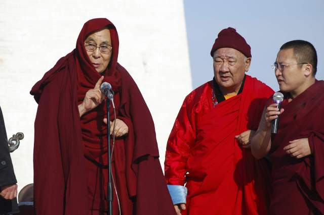 14th DALAI LAMA IN MONGOLIA - BEIJING DOOMED.