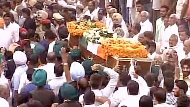 Tribute to Indian Army Sepoy Mandeep Singh - Final Journey.