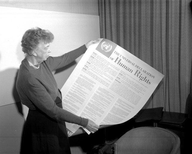 DOOMED HUMAN RIGHTS IN OCCUPIED TIBET. ON DECEMBER 10, 1948, TIBET WAS FULLY INDEPENDENT NATION. ELEANOR ROOSEVELT - DECLARATION OF UNIVERSAL HUMAN RIGHTS.