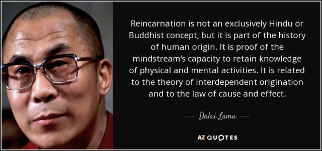 NO REINCARNATION OF DALAI LAMA WITHOUT FREEDOM IN OCCUPIED TIBET. OCCUPATION IS CAUSE. NO REINCARNATION IS ITS EFFECT.