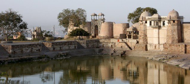 PROUD TO BE AN INDIAN - THE LEGACY OF RANI PADMINI OF CHITTORGARH. RANA RATAN SINGH PALACE.