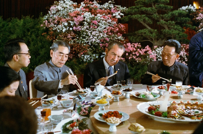 REMEMBERING CHINESE PRIME MINISTER ZHOU ENLAI ON JANUARY 08, 2017, HIS 41st DEATH ANNIVERSARY. I KEEP ZHOU ENLAI, MAO ZEDONG, RICHARD NIXON ALIVE IN MY THOUGHTS FOR TIBET REMAINS UNDER MILITARY OCCUPATION.