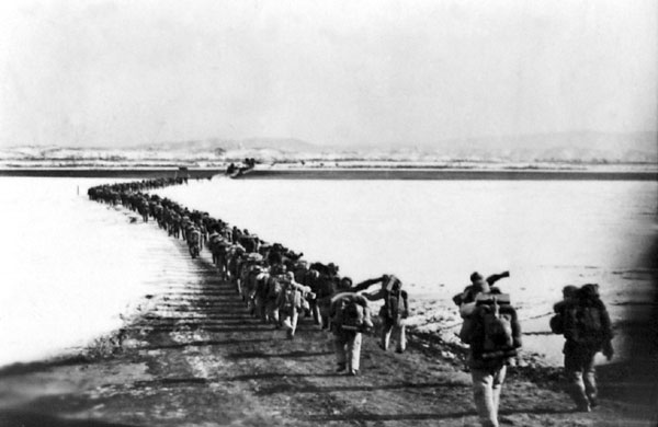 vintage everyday: Amazing Vintage Photos of Korean War
