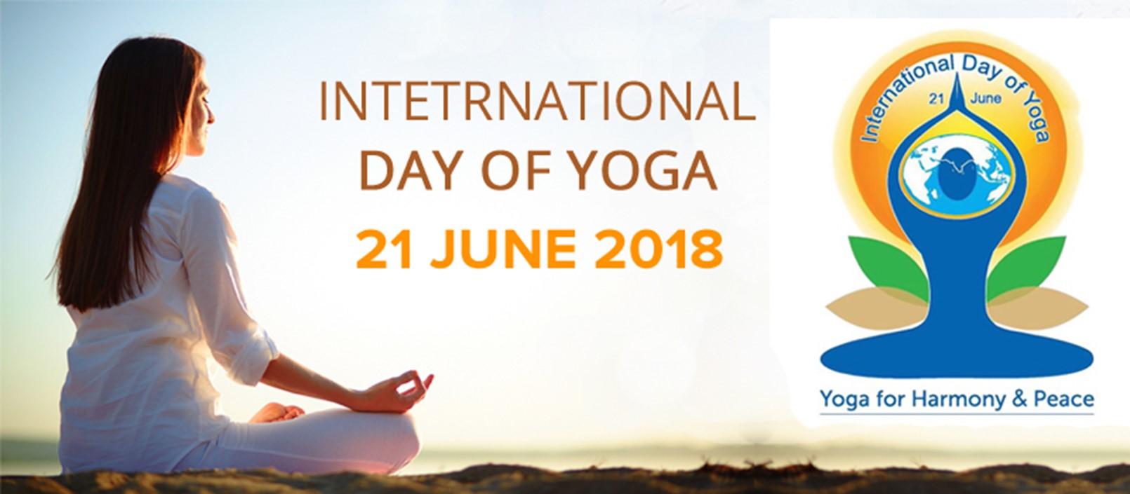 INTERNATIONAL YOGA DAY U2013 HAPPY FIRST DAY OF SUMMER, JUNE 21, 2018